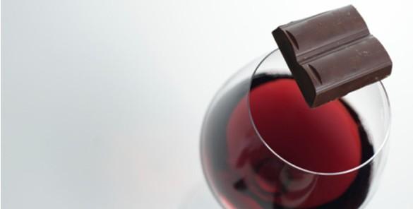 Mariage Vin et Chocolat
