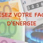 RÉDUCTION FACTURE D'ENERGIE
